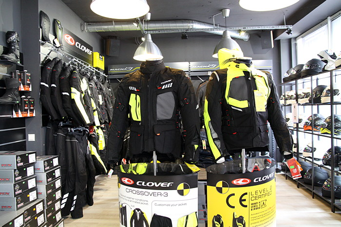 Bikeshop parduotuvė Vilniuje. Moto dalys, moto apranga