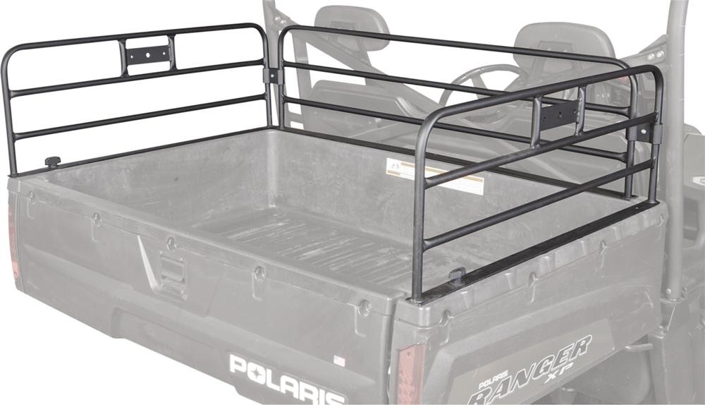 Moose Black Powder-Coated Bed Rails (05211125)