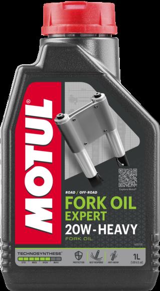 Šakių tepalas MOTUL Fork Oil Expert (Heavy) 20W 1l.