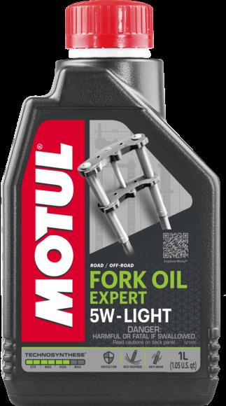 Šakių tepalas MOTUL Fork Oil Expert LIGHT 5W 1l.
