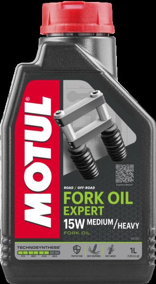 Šakių tepalas MOTUL Fork Oil Expert MD./HV 15W 1l.