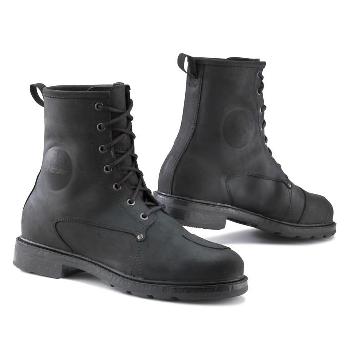 TCX Urban Line X-BLEND Vandeniui atsparūs batai (Juodi)