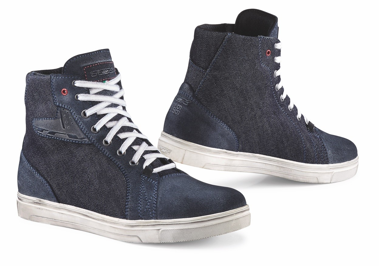Batai TCX STREET ACE DENIM (BLUE)
