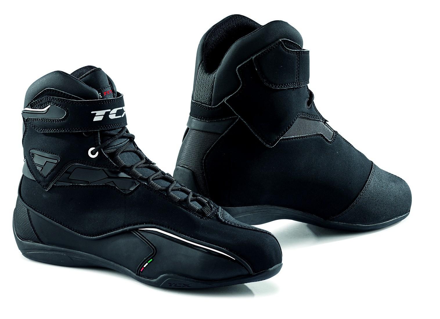 BATAI TCX ZETA WP (BLACK)
