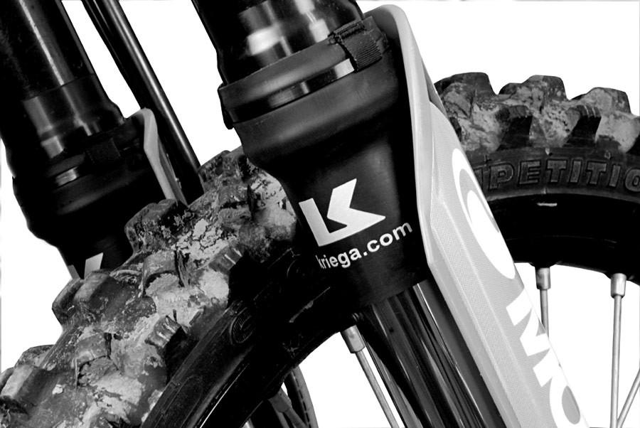 Motociklo šakių apsaugos KRIEGA Fork Seals