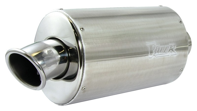 Viper Alloy Oval Micro (20cm) duslintuvai Honda CB900 Hornet 01-