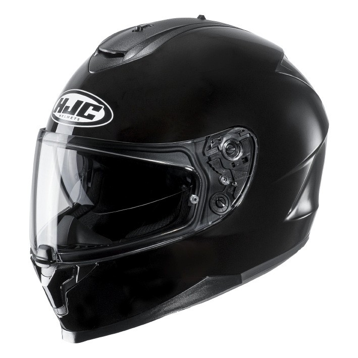 Helmet HJC C70 METAL BLACK