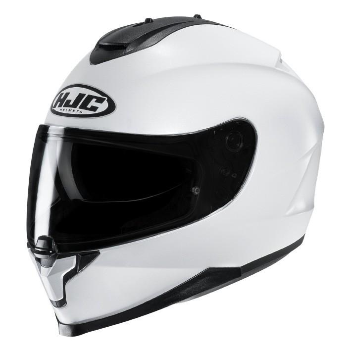 Helmet HJC C70 PEARL WHITE