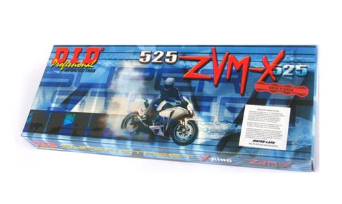 Moto grandinė DID 525 ZVM-X (Super Street X-Ring)