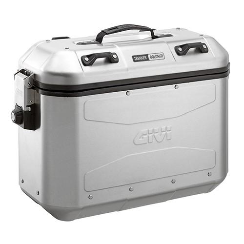 Aliumininės šoninės dėžės Givi TREKKER DOLOMITI 36L (DLM36APACK2)