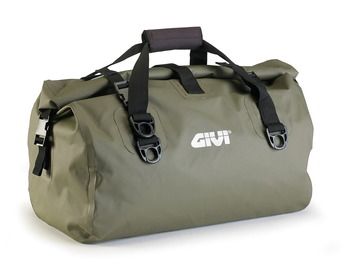 GREY WATERPROOF BAG 40LT GIVI (EA115KG)