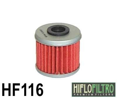Tepalo filtras Hiflo HF116