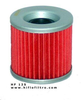 Tepalo filtras Hiflo HF125