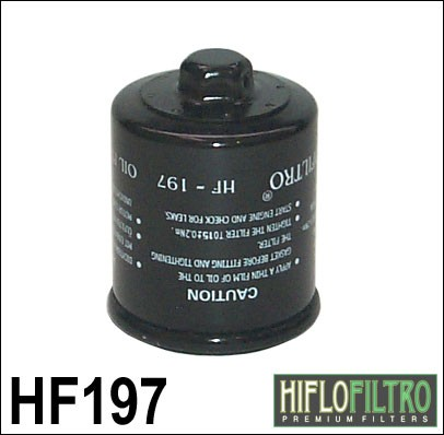 Tepalo filtras Hiflo HF197