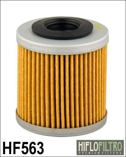 Tepalo filtras Hiflo HF563