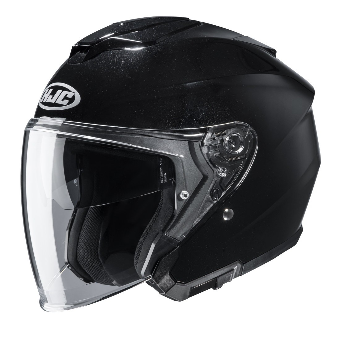 HELMET I30 METAL BLACK