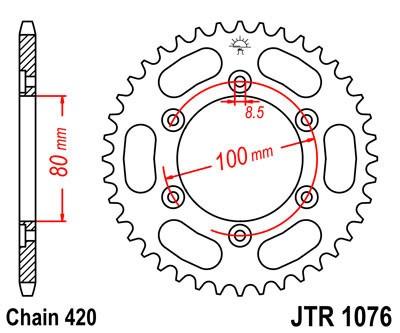Galinė žvaigždė JT (JTR 1076-48)