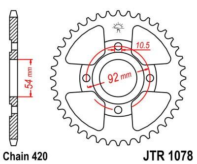 Galinė žvaigždė JT (JTR 1078-47)