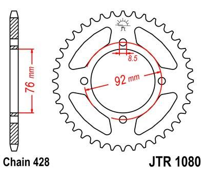 Galinė žvaigždė JT (JTR 1080-39)