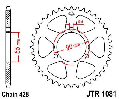 Galinė žvaigždė JT (JTR 1081-46)