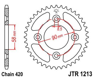 Galinė žvaigždė JT (JTR 1213-37)