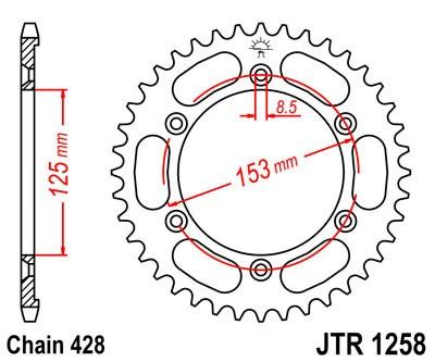 Galinė žvaigždė JT (JTR 1258-54)
