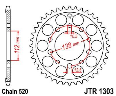 Galinė žvaigždė JT (JTR 1303-43)