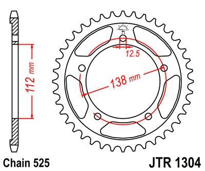 Galinė žvaigždė JT (JTR 1304-44)