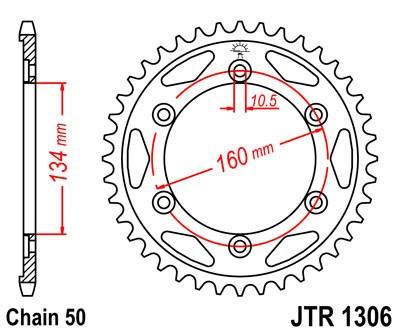 Galinė žvaigždė JT (JTR 1306-42)