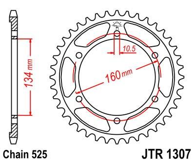 Galinė žvaigždė JT (JTR 1307-46)