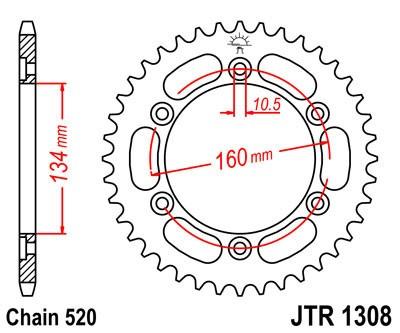 Galinė žvaigždė JT (JTR 1308-42)