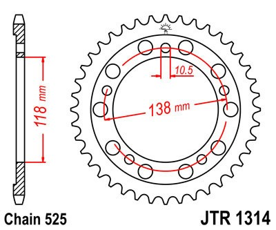 Galinė žvaigždė JT (JTR 1314-39)