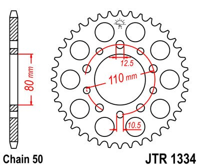 Galinė žvaigždė JT (JTR 1334-45)