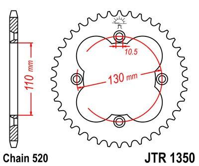 Galinė žvaigždė JT (JTR 1350-38)