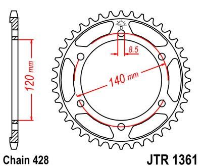 Galinė žvaigždė JT (JTR 1361-50)