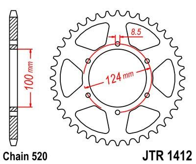 Galinė žvaigždė JT (JTR 1412-37)