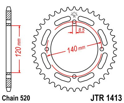 Galinė žvaigždė JT (JTR 1413-39)