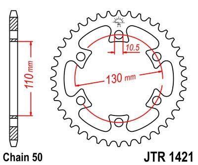 Galinė žvaigždė JT (JTR 1421-40)