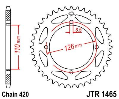 Galinė žvaigždė JT (JTR 1465-47)