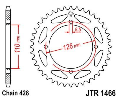 Galinė žvaigždė JT (JTR 1466-47)