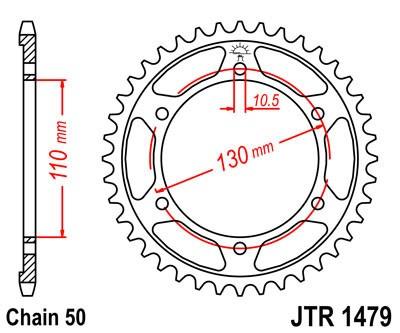 Galinė žvaigždė JT (JTR 1479-47)