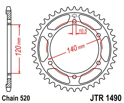 Galinė žvaigždė JT (JTR 1490-43)