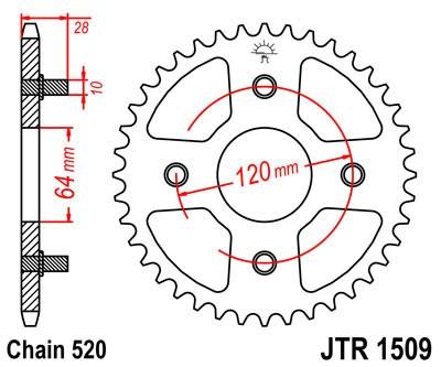Galinė žvaigždė JT (JTR 1509-41)