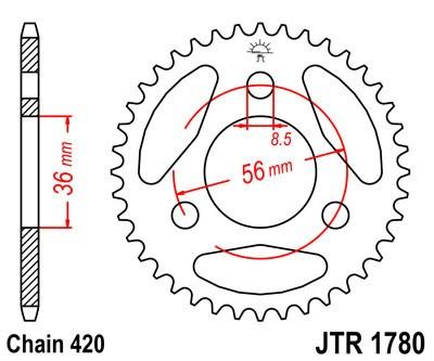Galinė žvaigždė JT (JTR 1780-28)