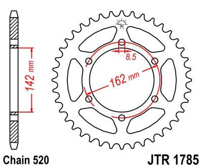 Galinė žvaigždė JT (JTR 1785-48)
