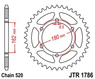 Galinė žvaigždė JT (JTR 1786-52)