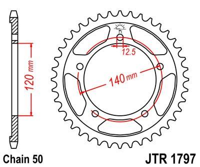 Galinė žvaigždė JT (JTR 1797-41)
