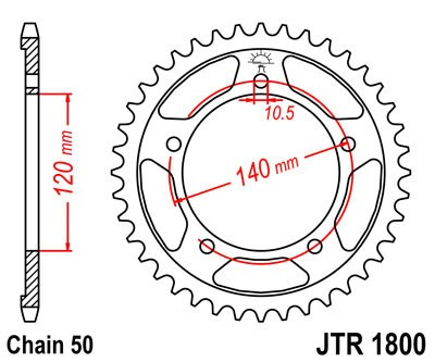 Galinė žvaigždė JT (JTR 1800-45)