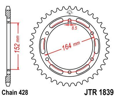 Galinė žvaigždė JT (JTR 1839-55)