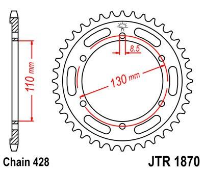 Galinė žvaigždė JT (JTR 1870-46)